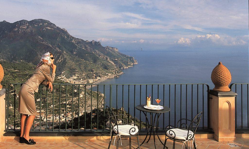 Panorama South Italy