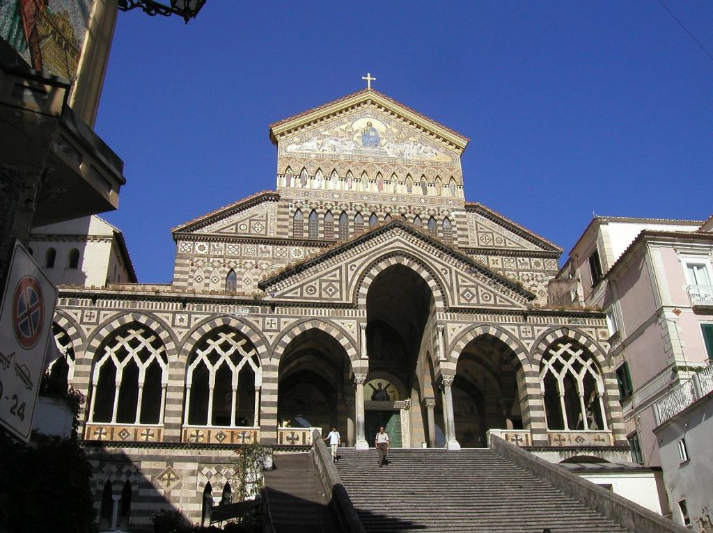 Duomo of Amalfi 1