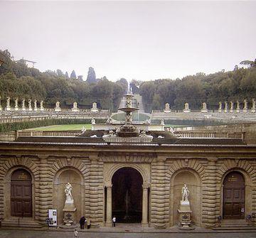 Boboli-gardens